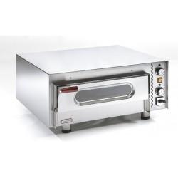 Forno elettrico per pizza refrattario fino a 390 c for Cottura pizza forno elettrico