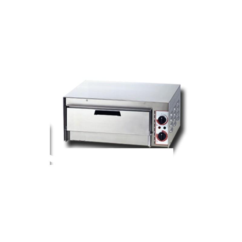 Forno elettrico per pizza piano cottura refrattario for Cottura pizza forno elettrico