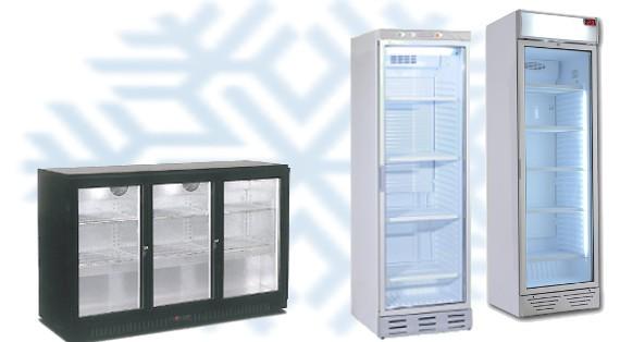 Macchine del Gusto-Frigoriferi e Congelatori professionali