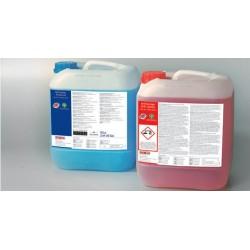 DETERSIVO SPORCO OSTINATO - consigliato in caso di cotture con prodotti che contengono grassi, 10 litri