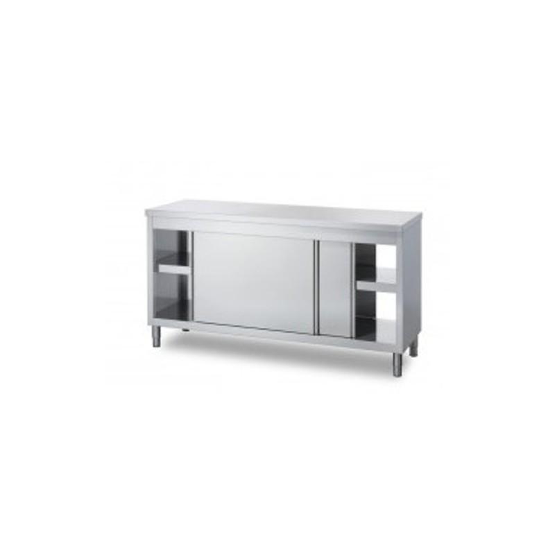 Tavolo armadio con porte scorrevoli 2 lati - Armadio con porte scorrevoli ...