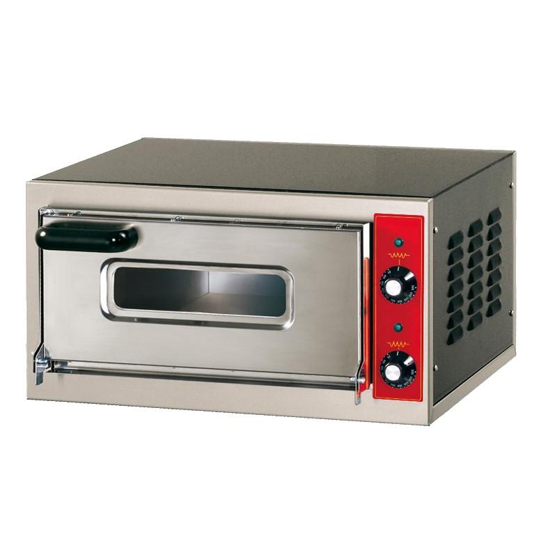 Forno ggf micro con porta in vetro elettrico macchine del for Temperatura forno pizza
