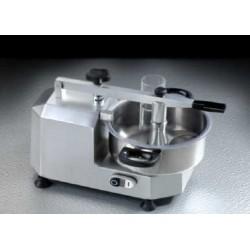 CUTTER PROFESSIONALE PER RISTORANTI 3 LITRI hp 0.5-230V--LINEA ECONOMICA