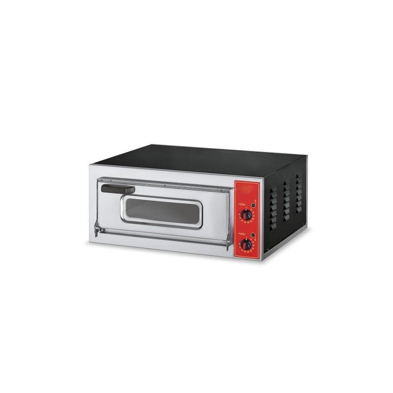 Forno ggf micro500 elettrico con termometro macchine del gusto for Temperatura forno pizza