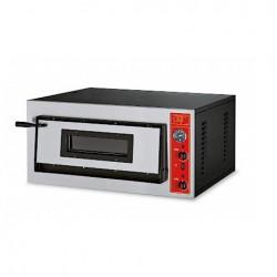 FORNO ELETTRICO PER PIZZA PROFESSIONALE 1 TEGLIA 60x40 FINO A 500°C