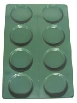 Teglie Rotonde Per Pizza Alluminio.Teglie Rotonde Diametro 14 Cm Macchine Del Gusto