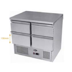 Saladette Refrigerata con cassetti
