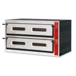 FORNO PROFESSIONALE PER PIZZA E PANE-6 teglie 60x40