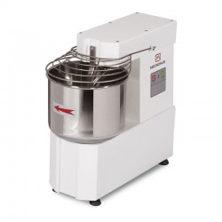 IMPASTATRICE A SPIRALE 5 kg - Mecnosud