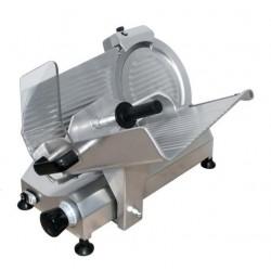 AFFETTATRICE A GRAVITA' LAMA 300 mm LUNGA, trasmissione a cinghia
