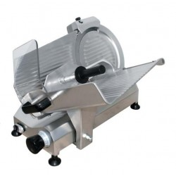 AFFETTATRICE A GRAVITA' LAMA 330 mm, trasmissione a cinghia