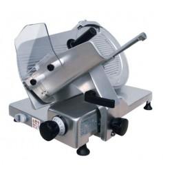 AFFETTATRICE A GRAVITA' LAMA 370 mm, trasmissione a cinghia
