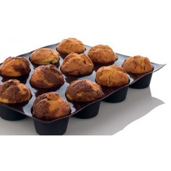 RATIONAL STAMPI PER MUFFIN E TIMBALLI